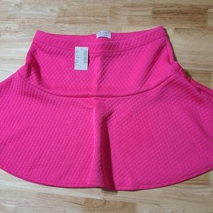 The Children's Place girls pink skirt NWT